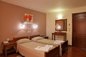 Iolkos Hotel Apartments, Apartmanhotelek  Káto Daráco - big - 13