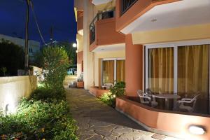 Iolkos Hotel Apartments, Apartmanhotelek  Káto Daráco - big - 34
