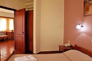 Iolkos Hotel Apartments, Apartmanhotelek  Káto Daráco - big - 36