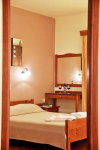 Iolkos Hotel Apartments, Apartmanhotelek  Káto Daráco - big - 14