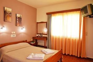 Iolkos Hotel Apartments, Apartmanhotelek  Káto Daráco - big - 7