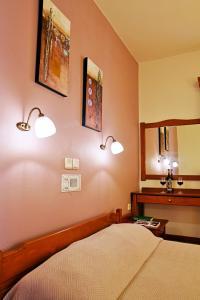Iolkos Hotel Apartments, Apartmanhotelek  Káto Daráco - big - 39