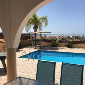 Villa Poseidon, Vily  Coral Bay - big - 7