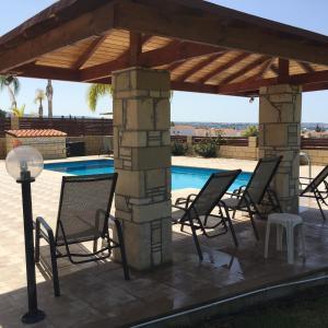 Villa Poseidon, Vily  Coral Bay - big - 15