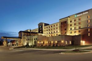 Embassy Suites Oklahoma City Downtown/Medical Center, Hotels  Oklahoma City - big - 1