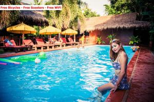 Baanpong Lodge, Rezorty  San Kamphaeng - big - 47