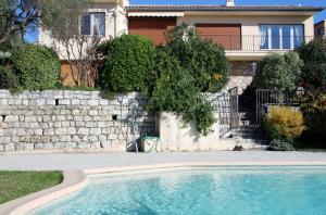 Villa l'Ara, Виллы  Ванс - big - 1