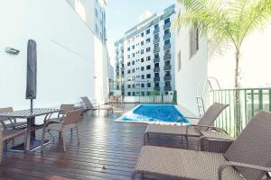 Apartment Temporada, Apartmány  Belo Horizonte - big - 11