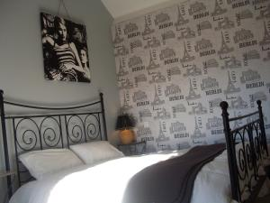 La Poire Grange, Bed & Breakfasts  Villedieu-les-Poëles - big - 13