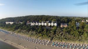 Hotel Asgard's Meereswarte, Apartments  Zinnowitz - big - 59