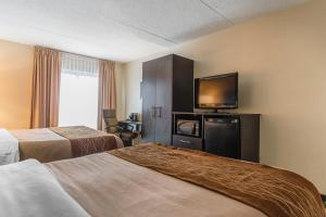Queen Room with Two Queen Beds - Non-Smoking/Pet Friendly