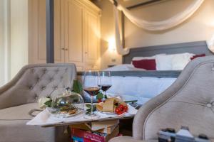 Cortona Resort & Spa - Villa Aurea, Hotels  Cortona - big - 37