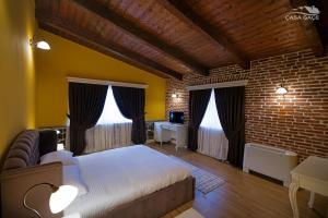 Casa Gaçe Hotel, Hotel  Korçë - big - 83