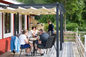 Hamgården Nature Resort Tiveden, Country houses  Tived - big - 31