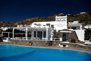 Olia Hotel, Hotel  Tourlos - big - 16