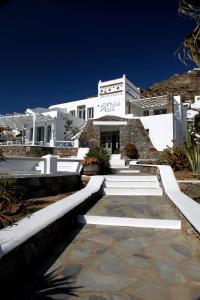 Olia Hotel, Hotel  Tourlos - big - 14