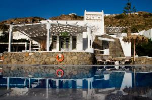Olia Hotel, Hotels  Tourlos - big - 26