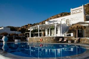 Olia Hotel, Hotels  Tourlos - big - 17