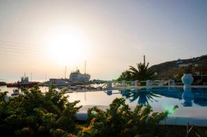 Olia Hotel, Hotels  Tourlos - big - 24