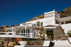 Olia Hotel, Hotels  Tourlos - big - 21