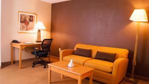 Two-Bedroom Queen Suite with Sofa Bed