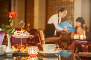 Green Lotus Hotel River View Yangshuo, Отели  Яншо - big - 31