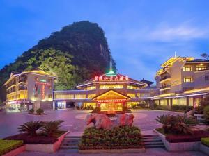 Green Lotus Hotel River View Yangshuo, Отели  Яншо - big - 55