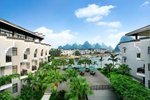 Green Lotus Hotel River View Yangshuo, Отели  Яншо - big - 1