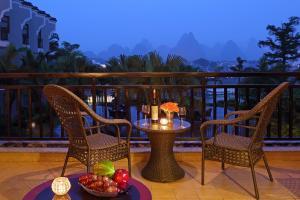 Green Lotus Hotel River View Yangshuo, Отели  Яншо - big - 28