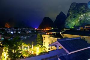 Green Lotus Hotel River View Yangshuo, Отели  Яншо - big - 42