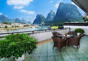 Green Lotus Hotel River View Yangshuo, Отели  Яншо - big - 47