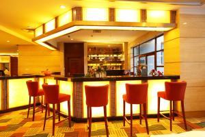 Green Lotus Hotel River View Yangshuo, Отели  Яншо - big - 17