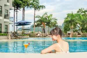 Green Lotus Hotel River View Yangshuo, Отели  Яншо - big - 22