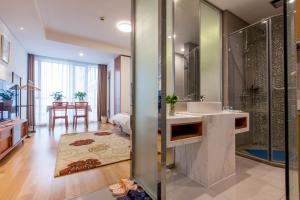 Moon Bay Service Apartment, Hotels  Suzhou - big - 11
