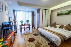 Moon Bay Service Apartment, Hotels  Suzhou - big - 12
