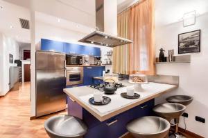 Lux Loft Lagrange, Апартаменты  Турин - big - 17