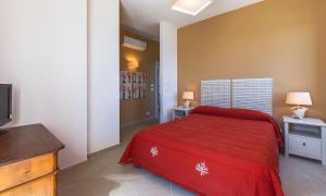 Villa Fanò, Villák  Castro di Lecce - big - 32