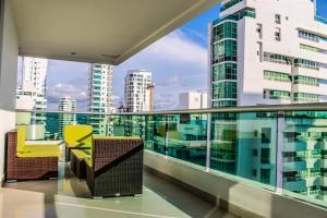 Oceanview Castillo Grande Beach, Appartamenti  Cartagena de Indias - big - 15