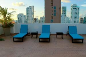 Oceanview Castillo Grande Beach, Appartamenti  Cartagena de Indias - big - 10