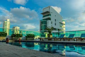 Oceanview Castillo Grande Beach, Appartamenti  Cartagena de Indias - big - 9