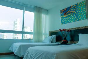 Oceanview Castillo Grande Beach, Appartamenti  Cartagena de Indias - big - 21