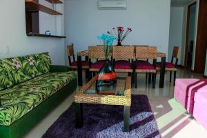 Oceanview Castillo Grande Beach, Appartamenti  Cartagena de Indias - big - 22