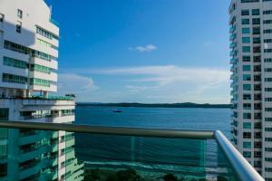 Oceanview Castillo Grande Beach, Ferienwohnungen  Cartagena de Indias - big - 23