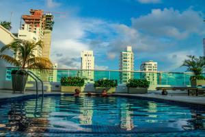 Oceanview Castillo Grande Beach, Appartamenti  Cartagena de Indias - big - 24