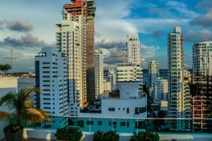 Oceanview Castillo Grande Beach, Appartamenti  Cartagena de Indias - big - 20