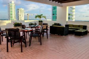 Oceanview Castillo Grande Beach, Appartamenti  Cartagena de Indias - big - 19