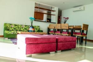 Oceanview Castillo Grande Beach, Appartamenti  Cartagena de Indias - big - 17