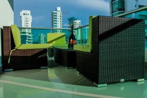 Oceanview Castillo Grande Beach, Appartamenti  Cartagena de Indias - big - 8