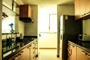 Oceanview Castillo Grande Beach, Appartamenti  Cartagena de Indias - big - 7