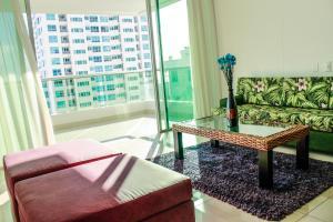 Oceanview Castillo Grande Beach, Appartamenti  Cartagena de Indias - big - 6